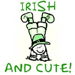 Irish and Cute Just for Kids!