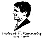 Honoring Robert F Kennedy on T-shirts and Products