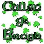 Twilight Inspired Cullen go Bragh