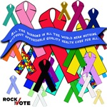 Awareness Ribbons for Health Care