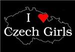 I (Heart) Czech Girls (Dark)