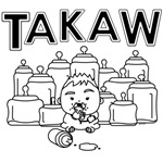 Takaw = Always Eating