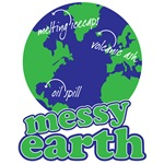messy earth