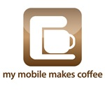 my mobile makes coffee