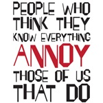 people who think