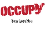 Occupy (customizable design)