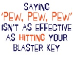 pew pew pew
