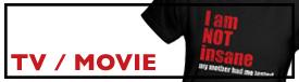 TV / MOVIE tees