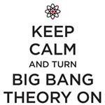 Keep Calm - Big Bang tee