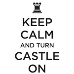 Keep Calm - Castle