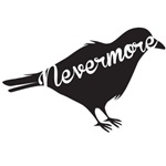 Goth Raven Nevermore