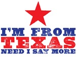 i'm from texas need I say more