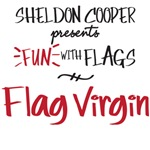 Fun with flags: flag virgin
