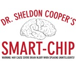 Dr. Sheldon Cooper's Smart-Chip