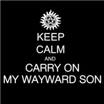 Keep Calm Wayward Son