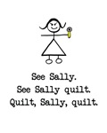 See Sally Quilt.