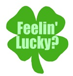 Feelin Lucky? Funny St. Patrick's Day T-shirts