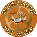 Make S'mores Not Wars t-shirts