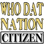 WHO DAT NAITON - CITIZEN