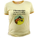 Fibromyalgia Tired Woman