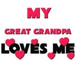 My GREAT GRANDPA Loves Me