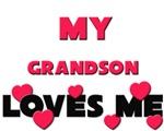 My GRANDSON Loves Me