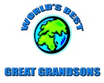 World's Best GREAT GRANDSONS
