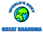 World's Best GREAT GRANDMA