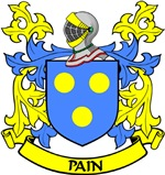PAIN Coat of Arms