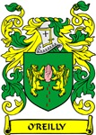 O'REILLY Coat of Arms