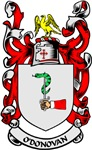 O'DONOVAN Coat of Arms