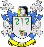 O'DEA Coat of Arms
