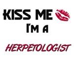 Kiss Me I'm a HERPETOLOGIST