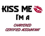 Kiss Me I'm a CHARTERED CERTIFIED ACCOUNTANT