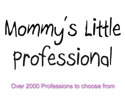 Mommy's Little Professional