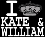 KATE and WILLIAM CROWN