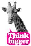 Giraffe - Think bigger