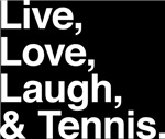 Love and tennis