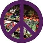 Peace and Veggies