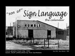 Son of Sign Language Wall Calendar