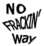 No Frackin' Way