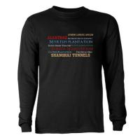 Haunted Locations T-Shirts