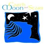 EARTH, MOON & STARS