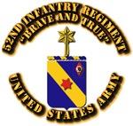COA - 52nd Infantry Regiment