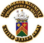 COA - 127th Armor Regiment