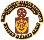 COA - 106th Transportation Battalion