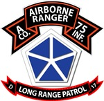 A Co 75th Ranger - V Corps  - E/17