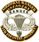 Airborne Ranger Infantry - 75th IN RGT