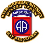 Army - DS - 82nd Airborne Div w DS