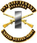 1st Lieutenant - Infantry
